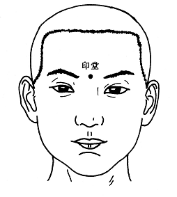 acupuncture-yintang-institutyinyang