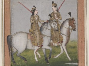 women-riding