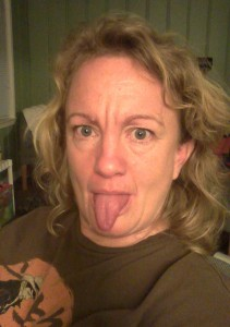 me-tongue-out