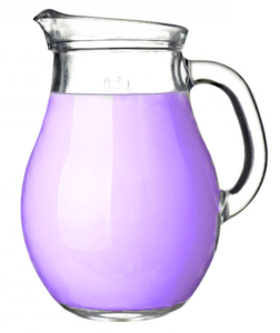 pitcher-glass_w-milk-purple